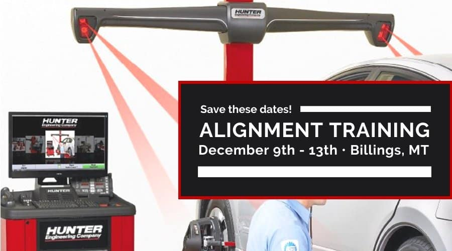 2019 Alignment Training Scheduled!